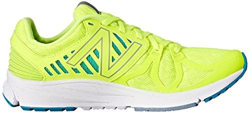 New Balance Women's Vazee Rush Running Shoe Yellow/Sea Glass
