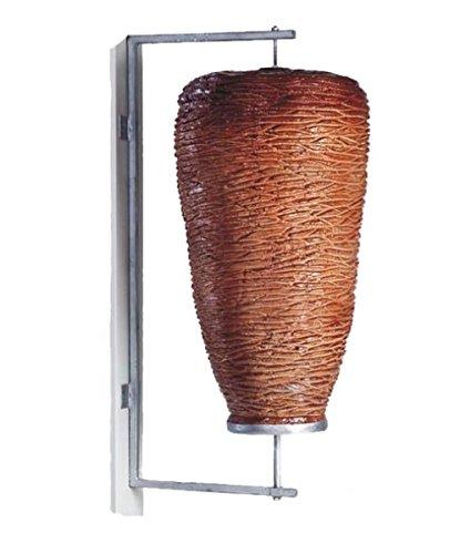 Döner Kebab lebensgroß 110 cm pour l'extérieur en fibre de verre haute qualité plastique (GFK)