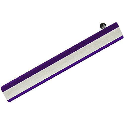 Original Sony USB-Cover purple / lila für Sony D6502, D6503 Xperia Z2 (USB Abdeckung, Dichtung, Kappe) - 1284-6811