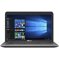 'ASUS x756ux-t4336t 2.50GHz i5–7200u 17.31920x 1080pixel gris Ordenador Portátil