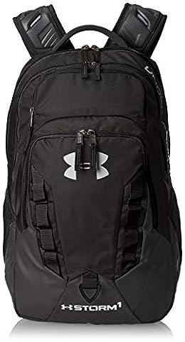 Under Armour Multisport/Multifunktion Rucksack UA Recruit Backpack, Blk/Stl/Slv, 48 x