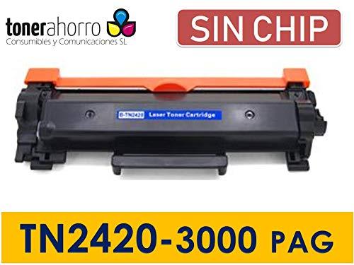 Brother mfcl2710dw toner compatible TN2420 alta capacidad