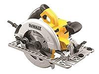 DeWALT DWE576K-GB Circular Saw, 240 V, Yellow/Black, Set of 6