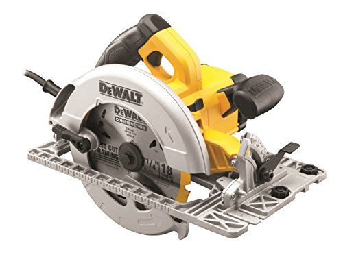 DeWalt DWE576K Precision Circular Saw 190mm With TRCAK Base 240 Volt