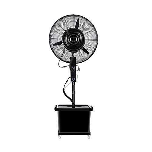 ial Fan Zerstäuben 5. Gang Oszillierende Standing Floor Fan -Kühlung Standventilator, Höhenverstellbar, Indoor Standventilator für Schlafzimmer 42L (Größe: 650MM / 750MM) ()