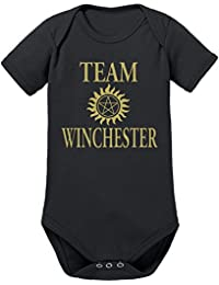 Touchlines Baby Body Team Winchester Bros Luzifer