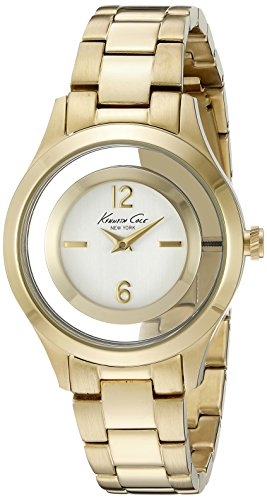Kenneth Cole New York Women's 10026946 Classic Stainless Steel Watch