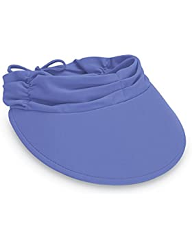 Mujer Wallaroo Aqua Visor - Ajustable/Empacable & Para Agua - HORTENSIA, Adjustable up to 58cm