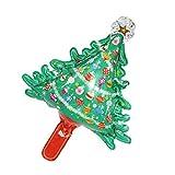 SM SunniMix 10pcs Weihnachten Folienballon, Geschenk für Freunde und Familien - Weihnachtsbaum