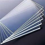 #7: Zaktag Acrylic Sheet Transparent 12