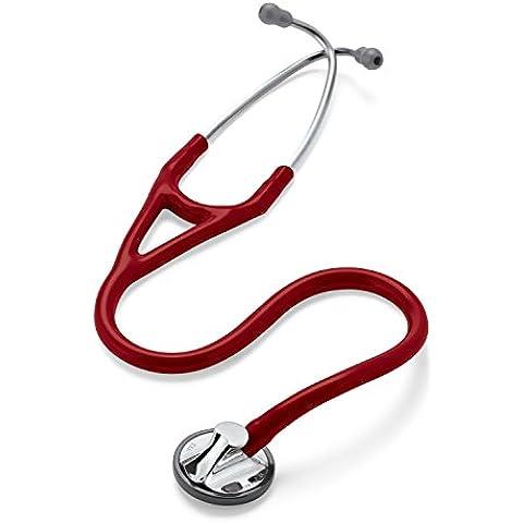 Estetoscopio Littmann Master Cardiology Burdeos + Grabado Láser Gratuito