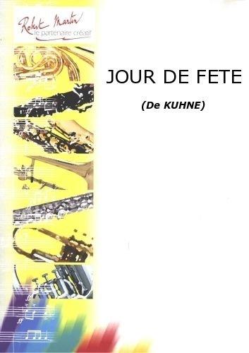 partitions-classique-robert-martin-kuhne-jour-de-fete-percussion