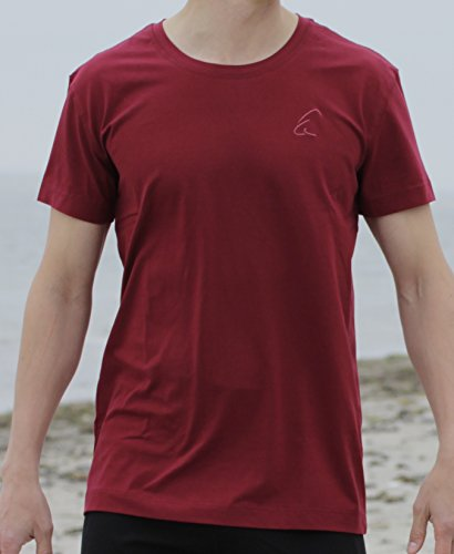 Esparto de – Camiseta de bhaalu, color Granate, tamaño 3XL