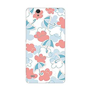 Sony C4 Cover - Hard plastic luxury designer case for Sony C4 -For Girls and Boys-Latest stylish design with full case print-Perfect custom fit case for your awesome device-protect your investment-Best lifetime print Guarantee-Giftroom 990