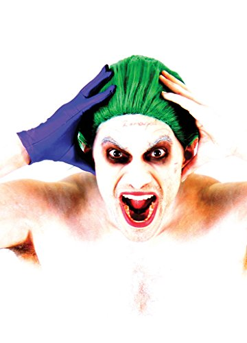 Costume Agent Joker Haha Green ()