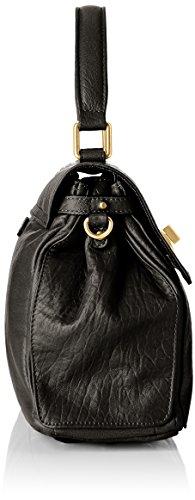 Abaco Mini Lou Java, Sac bandoulière Noir (Noir)