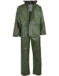 Mil-Tec Tenue de pluie, militaire