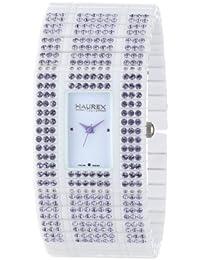 Haurex Italy Damen-Armbanduhr XS Honey PC Analog Plastik WX368DWL