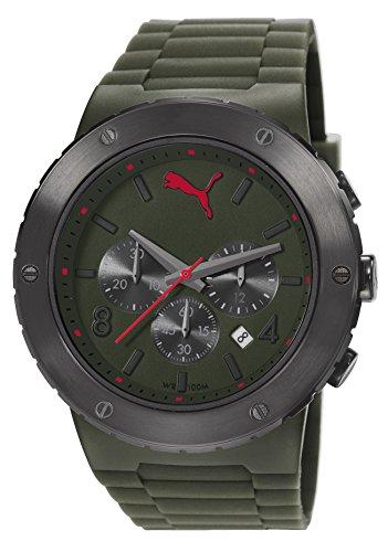 Puma Time Herren-Armbanduhr Blast Chronograph Quarz Plastik PU103701003