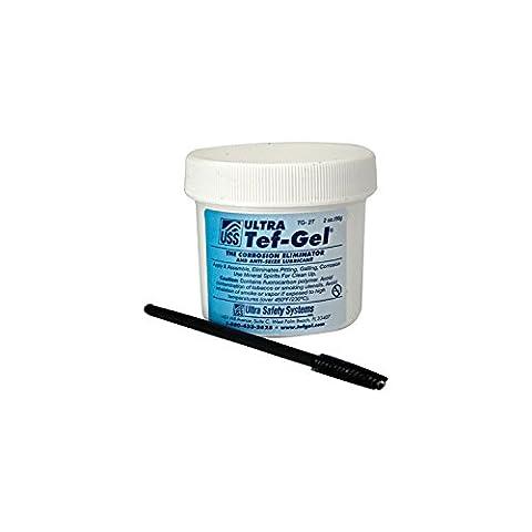 Tef-gel TG-02 Pot de 57 ml Lubrifiant éliminateur de corrosion