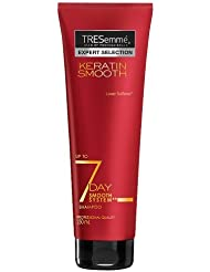 TRESemm? Keratin Smooth 7 Day Smooth Shampoo 250 ml