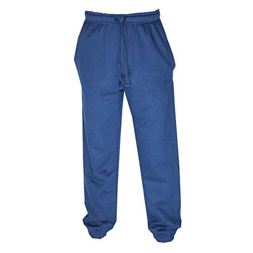 ROCKBERRY -  Pantaloni sportivi  - Uomo Navy