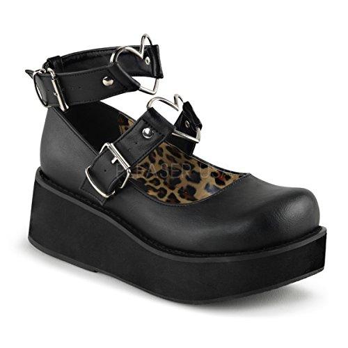 Demonia Women's Sprite 02 Low-Top Sneakers