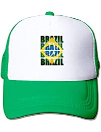 Amazon.es: bandera Brasil - Accesorios / Hombre: Ropa