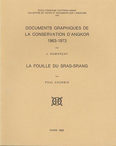 Documents graphiques de la conservation d'Angkor: 1963-1973