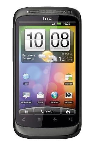 HTC Desire S Smartphone (9,4 cm (3,7 Zoll) Display, Touchscreen, 5 Megapixel Kamera, Android OS) kodak