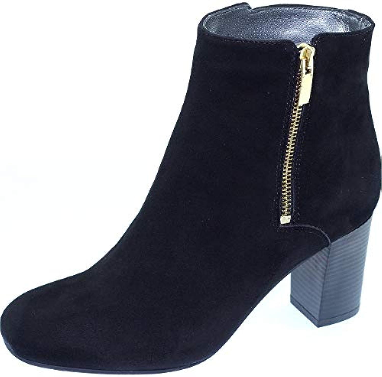 Bella B.® BLONX Bottine Mode A A Mode Zip Extérieur Et Talon Carré Chaussures Femme Petites Pointures Tailles Marque... 9a8069