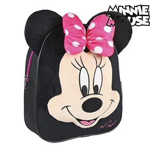 fb2b17258c4 Mochila infantil de Minnie Mouse 100% Licencia Original Mochila Escolar  Disney