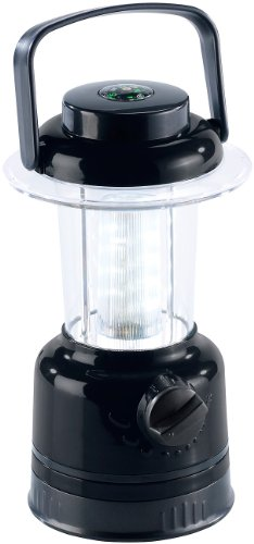 PEARL Campinglampe: Dimmbare LED-Laterne mit Batteriebetrieb (LED Campinglampe)