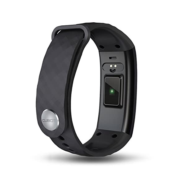 S1 CUBOT Smart tracker pulsera Bluetooth 4.0 impermeable pantalla táctil OLED podómetro rastreador inalámbrico actividad pulsera Smart all-weather Heart Rate Monitor de sueño, Recordatorio de Llamada 4