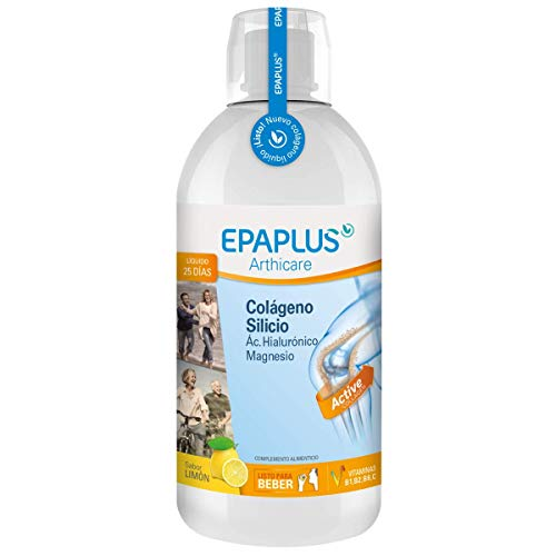 Epaplus Colageno Bebible Silicio Limon - 1000 ml