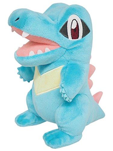 Pocket Monster Pokemon Plush Doll S / Totodile (Waninoko)