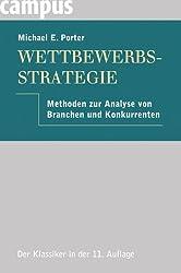 Wettbewerbsstrategie: Methoden zur Analyse von Branchen und Konkurrenten