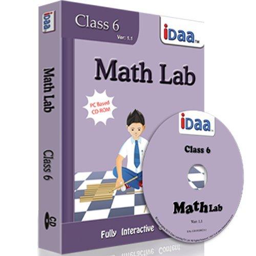 Idaa Class 6 Math Activity Educational CBSE (CD)