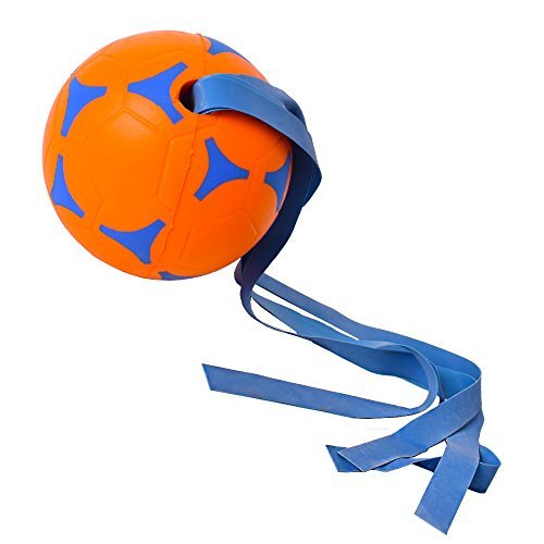 Fletsch Ball Ballspiel 10 cm Zieh voll durch Gummischleuder Motiv Funball