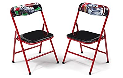 Disney Cars Metal Table and Chair Set - cheap UK light shop.