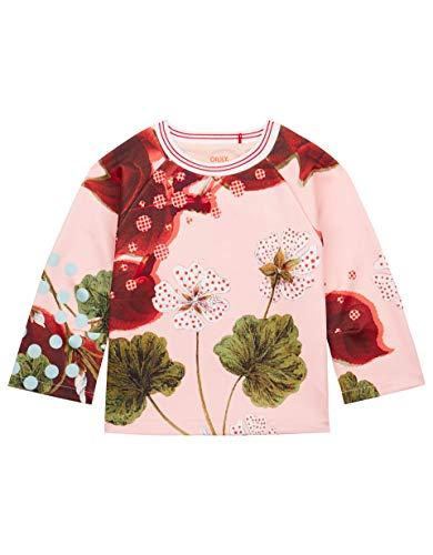 Oilily Sweatshirt aus Scuba-Stoff mit farbenfrohem Print YS19GHJ208