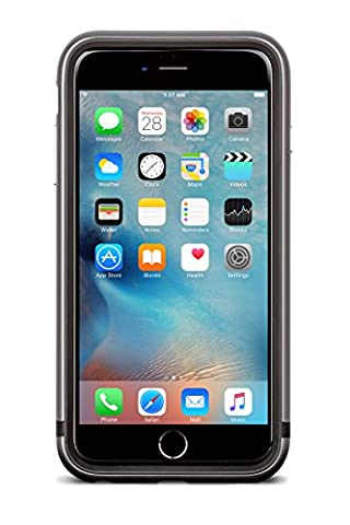 Moshi iGlaze Luxe Coque pour iPhone 6/6S Gris Titane