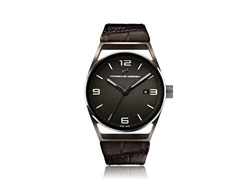 Reloj Automático Porsche Design 1919 Datetimer Eternity, Titanio, Aligátor