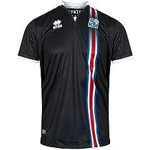 2016-2017 Iceland Third Errea Football Shirt