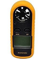 LTC ® BENETECH GM816 LCD Digital Windgeschwindigkeit Messgerät Windmesser Temperaturmessung Anemometer Thermometer Luft Geschwindigkeit 0-30m/s