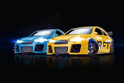 DR!FT Racer Team Gymkhana Mix Edition ferngesteuertes Drift Auto, Rc Car mit realistischer Fahrdynamik zur Steuerung mit iPhone oder Android, reales Fahrverhalten simuliert via App