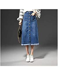 15416e01b Amazon.es: falda larga - M / Vaqueros / Mujer: Ropa
