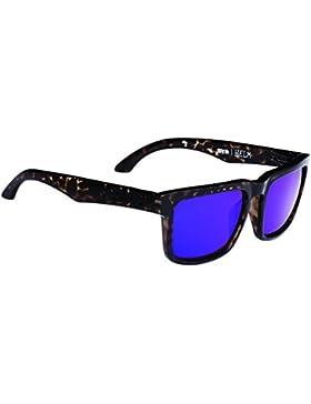 Sistema de casco y gafas de sol Varios colores Smoke Tort-Happy Bronze  W/ Purple Spectra Talla:talla única