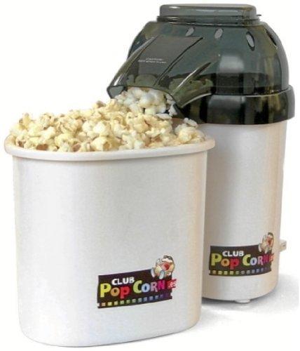 Family Time - Popcorn-Automat + Behälter + 2 Jahre Hersteller-Garantie
