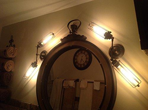 Applique industriale vintage striplight applique industrial